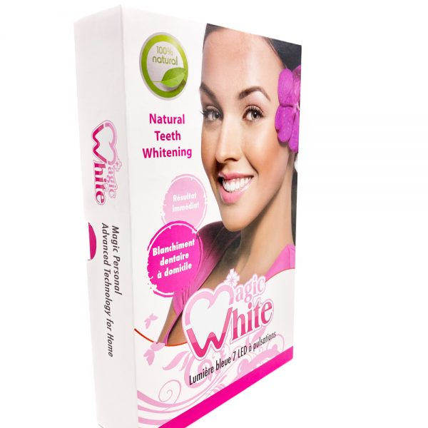 Magic Personal, Tanden whitening at home