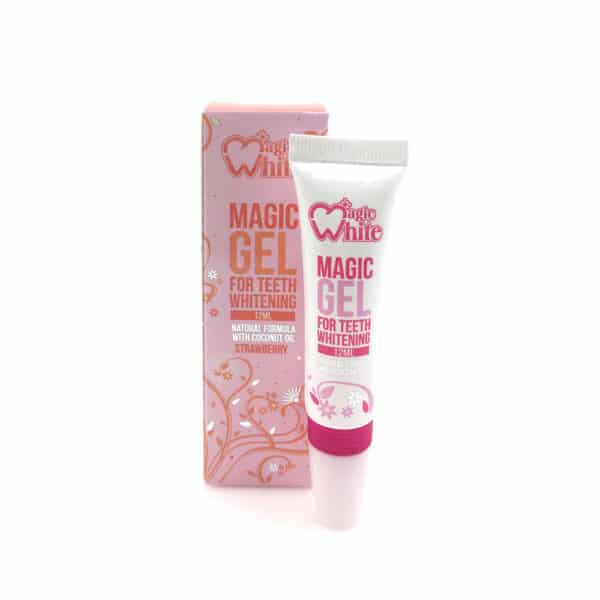 Magic Gel 12ml Strawberry